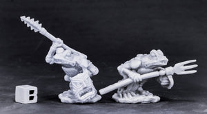 Reaper Bones: Squog Warriors (2) (77268)