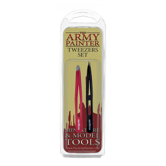 The Army Painter: Tweezers Set (TL5035)