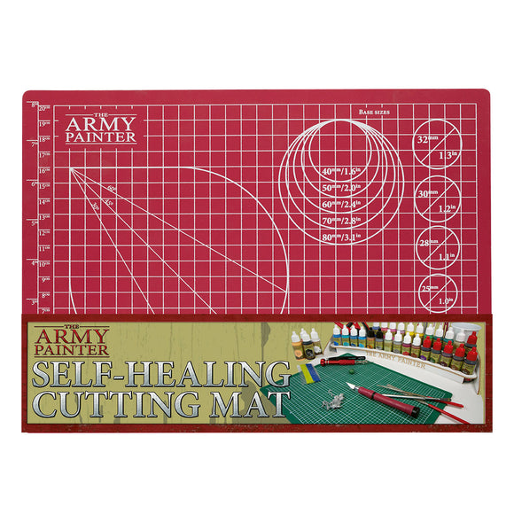 The Army Painter: Self-healing Cutting Mat (TL5049)