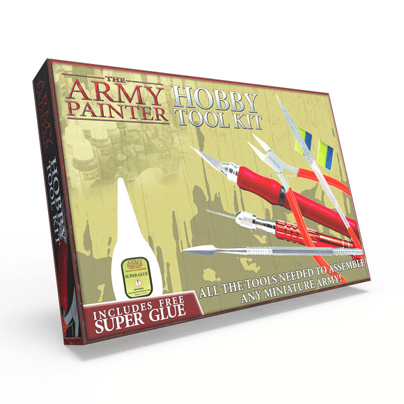 The Army Painter: Hobby Tool Kit (TL5050)