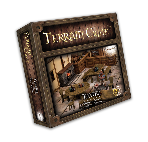 Mantic Games - Terrain Crate: Tavern (MGTC161)