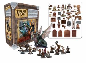 Mantic Games - Terrain Crate: Games Master's Starter Set (MGTC0102)