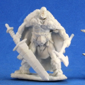 Reaper Bones: Thund Bloodwrack, Barbarian (77199)