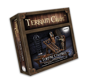Mantic Games - Terrain Crate: Torture Chamber (MGTC107)