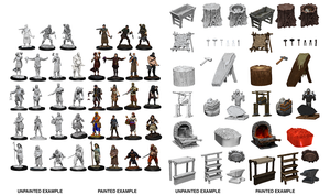 WizKids Deep Cuts: Townspeople & Accessories (73698)