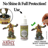 The Army Painter Effects Warpaints: Anti-Shine Matt Varnish (WP1103)