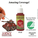 The Army Painter Warpaints: Dragon Red (WP1105)