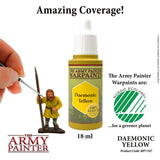 The Army Painter Warpaints: Daemonic Yellow (WP1107)