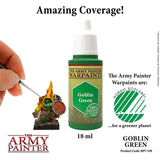 The Army Painter Warpaints: Goblin Green (WP1109)