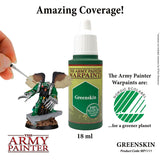 The Army Painter Warpaints: Greenskin (WP1111)