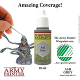 The Army Painter Warpaints: Ash Grey (WP1117)