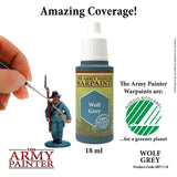 The Army Painter Warpaints: Wolf Grey (WP1119)