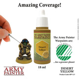 The Army Painter Warpaints: Desert Yellow (WP1121)