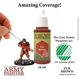 The Army Painter Warpaints: Fur Brown (WP1122)