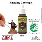 The Army Painter Warpaints: Oak Brown (WP1124)