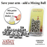 The Army Painter Metallics Warpaints: Greedy Gold (WP1132)