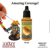 The Army Painter Metallics Warpaints: Bright Gold (WP1144)