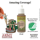The Army Painter Warpaints: Banshee Brown (WP1404)