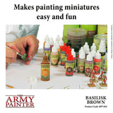 The Army Painter Warpaints: Basilisk Brown (WP1405)