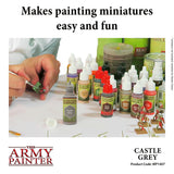 The Army Painter Warpaints: Castle Grey (WP1407)