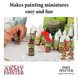 The Army Painter Warpaints: Dirt Spatter (WP1416)