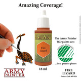 The Army Painter Warpaints: Fire Lizard (WP1426)