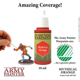 The Army Painter Warpaints: Mythical Orange (WP1442)