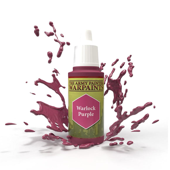 The Army Painter Warpaints: Warlock Purple (WP1451)