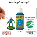 The Army Painter Warpaints: Troglodyte Blue (WP1458)
