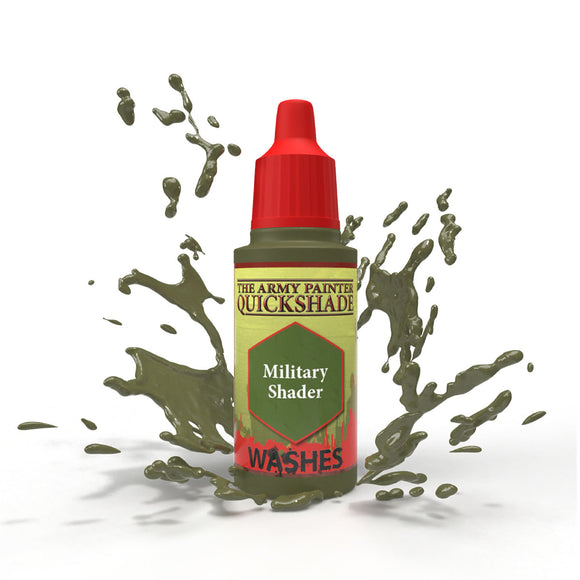 The Army Painter Quickshade Wash: Military Shader (WP1471)