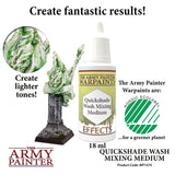 The Army Painter Effects Warpaints: Quickshade Wash Mixing Medium (WP1474)