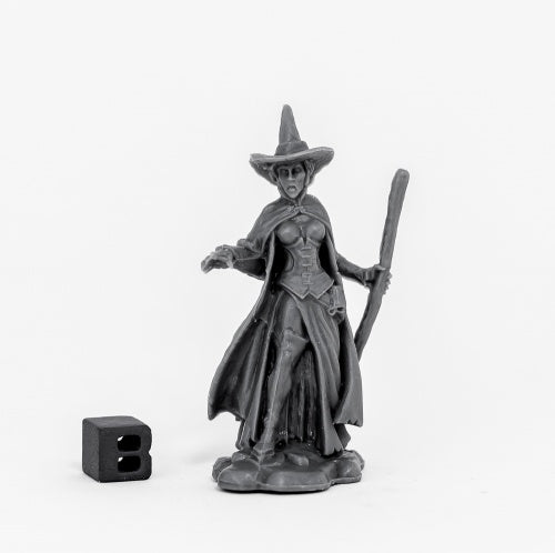 Reaper Chronoscope Bones: Wild West Wizard of Oz - Wicked Witch (80060)