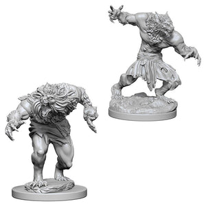 D&D Nolzur's Marvelous Miniatures: Werewolves (73194)