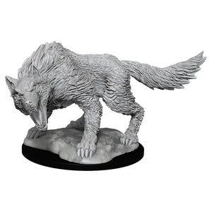 D&D Nolzur's Marvelous Miniatures: Winter Wolf (90030)