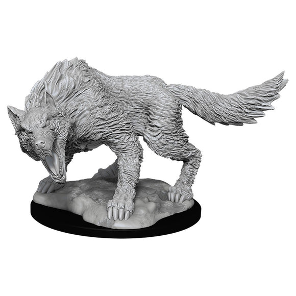 PREORDER - D&D Nolzur's Marvelous Miniatures: Winter Wolf (90030)