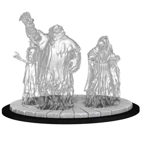 MtG Unpainted Miniatures: Obzedat Ghost Council (5 ghosts) (90184)