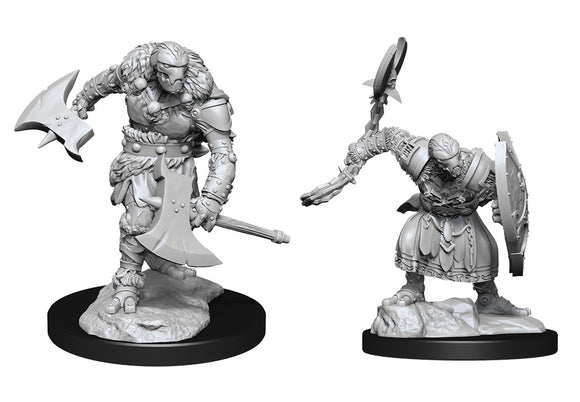 PREORDER - D&D Nolzur's Marvelous Miniatures: Warforged Barbarian (90235)