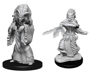 PREORDER - D&D Nolzur's Marvelous Miniatures: Night Hag & Dusk Hag (90239)