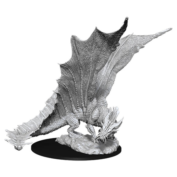 PREORDER - D&D Nolzur's Marvelous Miniatures: Young Gold Dragon (90034)