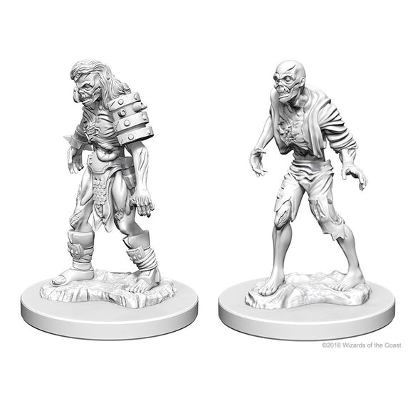 D&D Nolzur's Marvelous Miniatures: Zombies (72567)