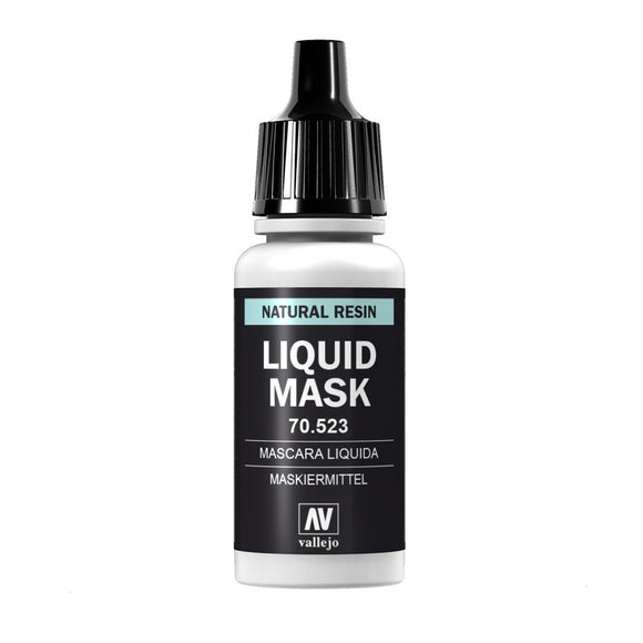 Vallejo Auxiliaries: Liquid Mask (70.523)