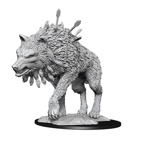 PREORDER - MtG Unpainted Miniatures: Cosmo Wolf (90281)