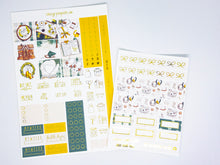 Load image into Gallery viewer, Snowy Winter Hobonichi Weeks Kit