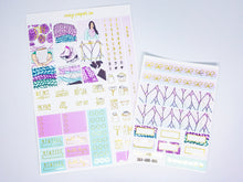 Load image into Gallery viewer, Pastel Winters Hobonichi Weeks Kit