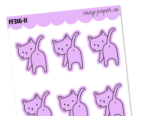 Custom Listing: Cat Butt Icons