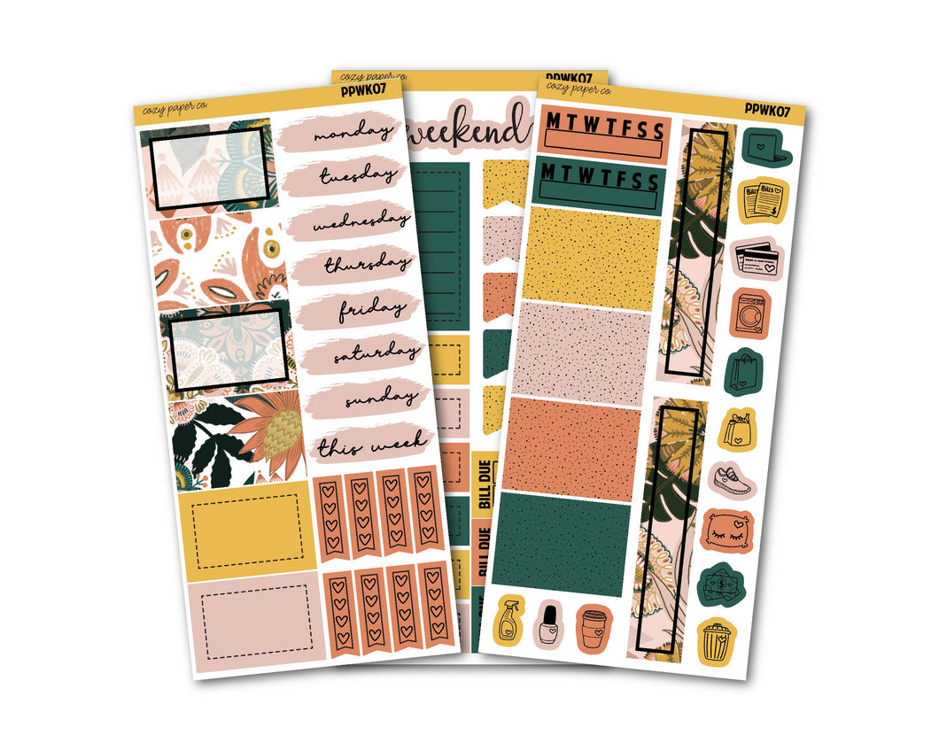 Antique Shop PP Weeks Weekly Kit