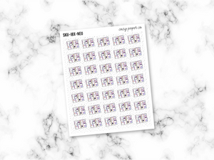 Sparkle Planner Icons