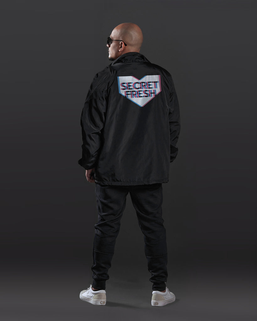 Fresh Basics 3D Coach Jacket
