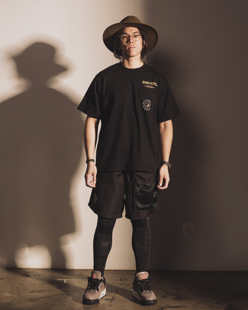 Pro:ject Shadow Compass Tee