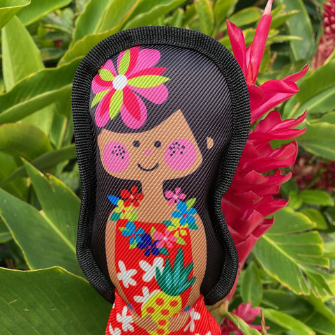 ALOHA SUSU doll and pet toy